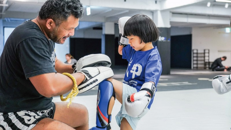 【兒童泰拳 Kids Muay Thai】